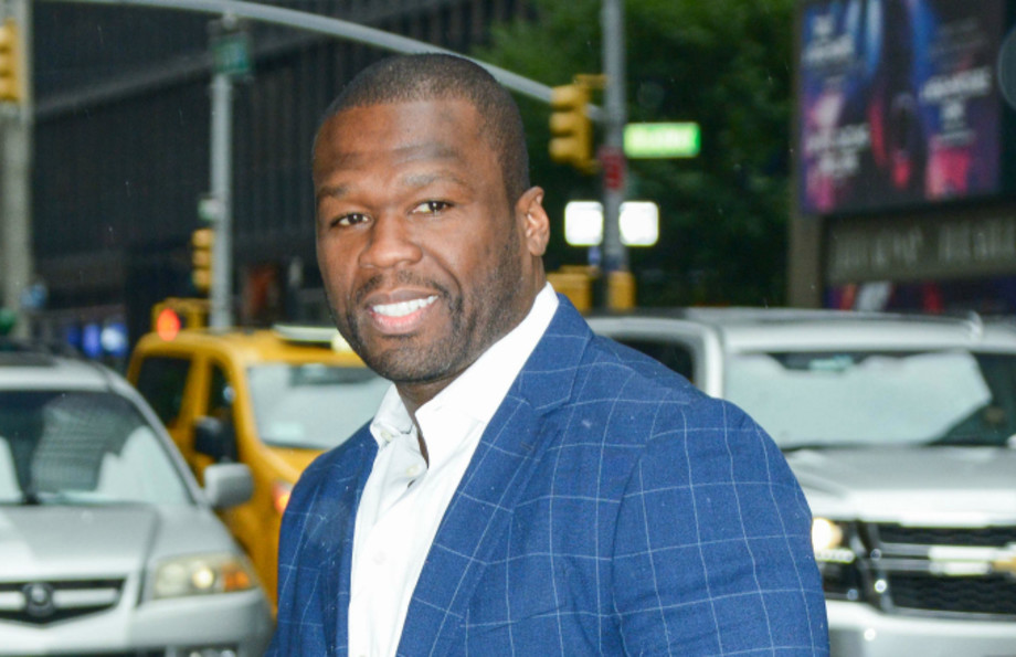 Curtis Jackson is seen on August 14, 2019