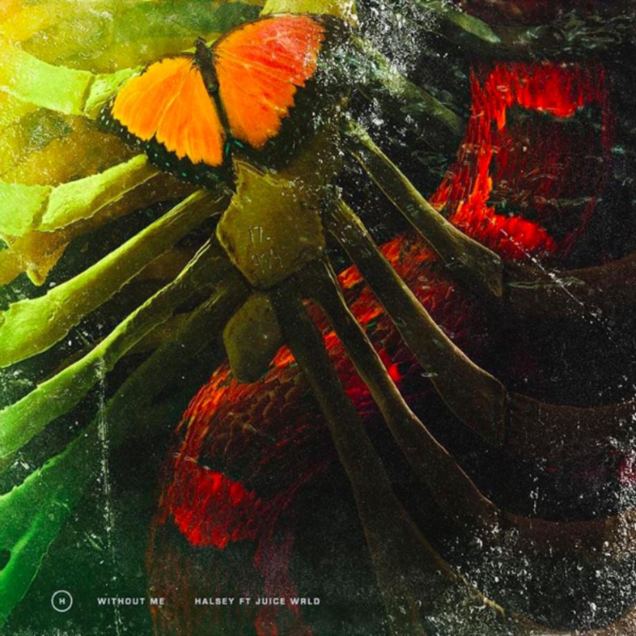 "Halsey ""Without Me"" Remix f/ Juice WRLD"