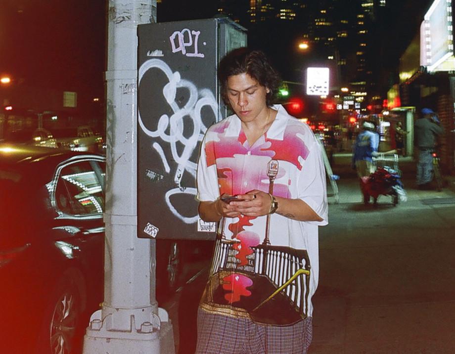 Supreme Velvet Underground Lookbook Photo