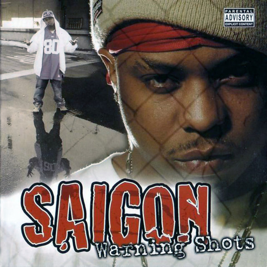 rapper-mix-tape-saigon-warning-shots