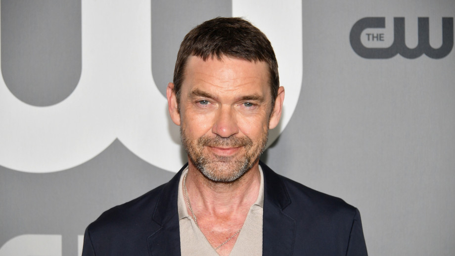 Dougray Scott attends the 2019 CW Network Upfront.