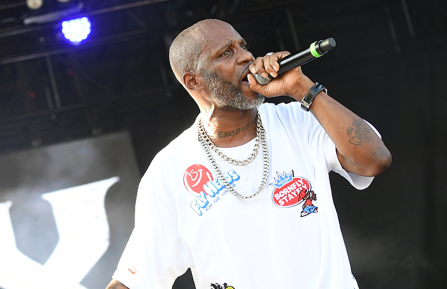 This is a photo of DMX.
