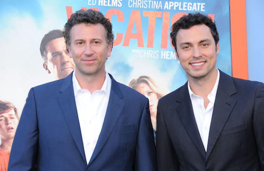 Director/writers Jonathan Goldstein and John Francis Daley