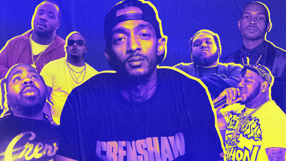Nipsey Hussle All Money In Artists