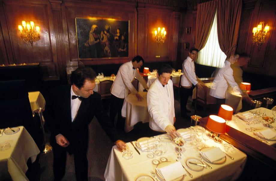 parisian restaurant
