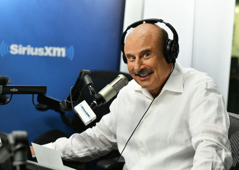 This is a picture of Dr. Phil.