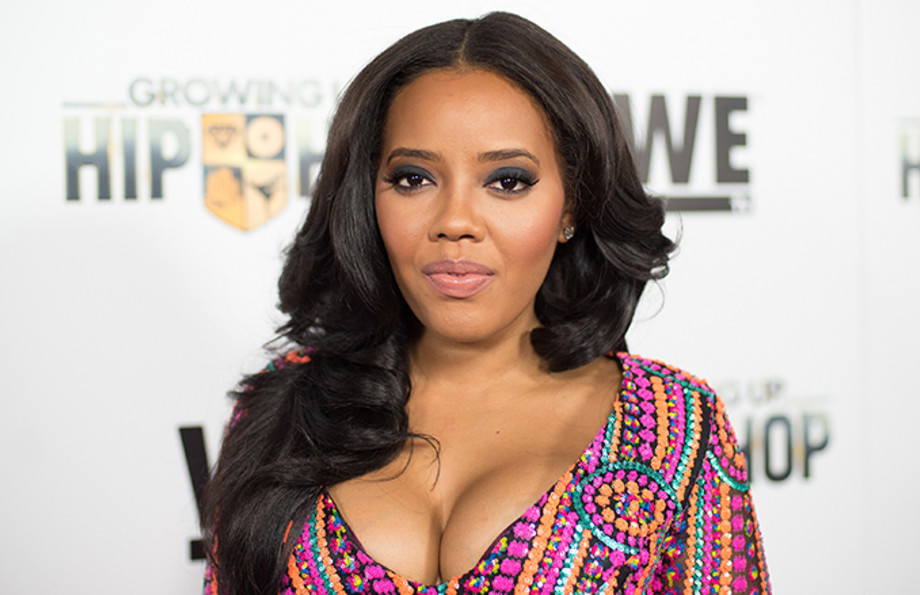 This is a photo of Angela Simmons.