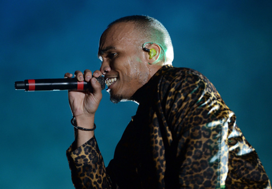 Anderson Paak performs onstage during FYF Festival