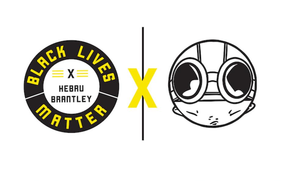 Hebru Brantley x Black Lives Matter Limited Edition Collab