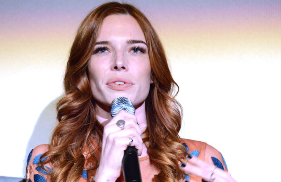 Chloe Dykstra.