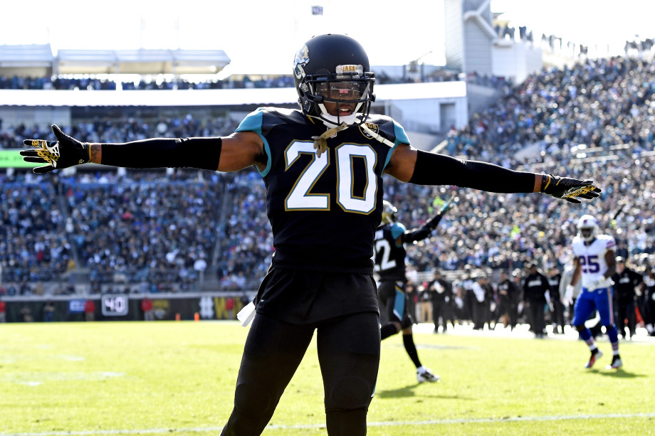 Jalen Ramsey Jags Bills 2018