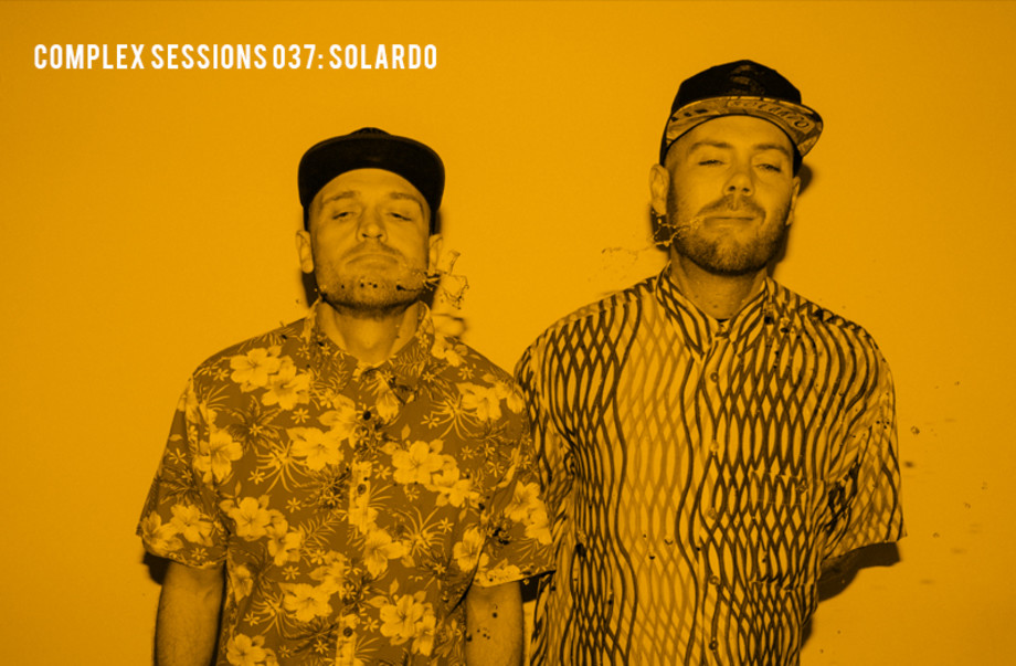 Complex Sessions 037 Solardo