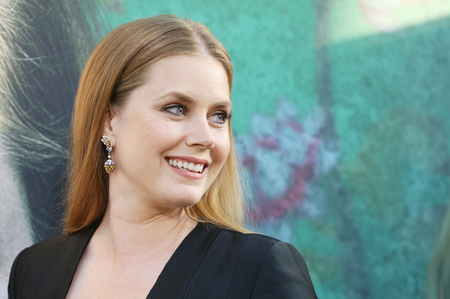 Amy Adams at the LA premiere of 'Sharp Objects'