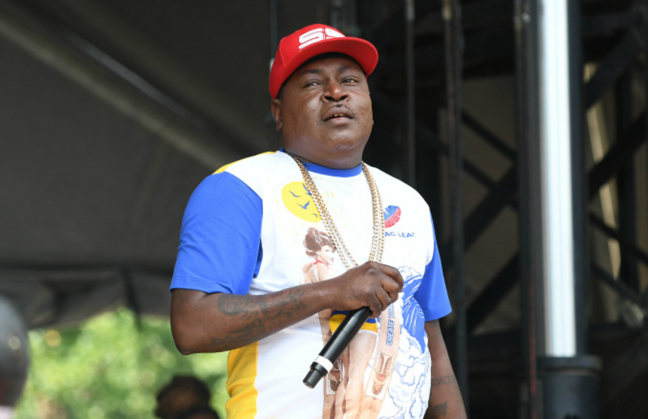 Rapper Trick Daddy performs onstage during 10th Annual ONE Musicfest