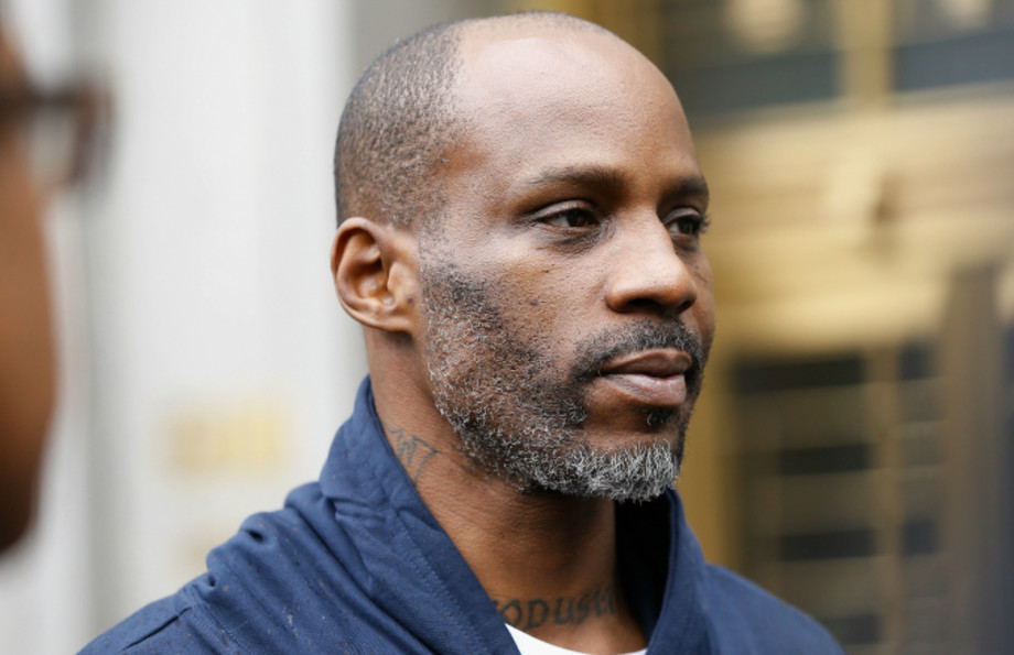 Rapper DMX is arraigned in court after tax evasion charges
