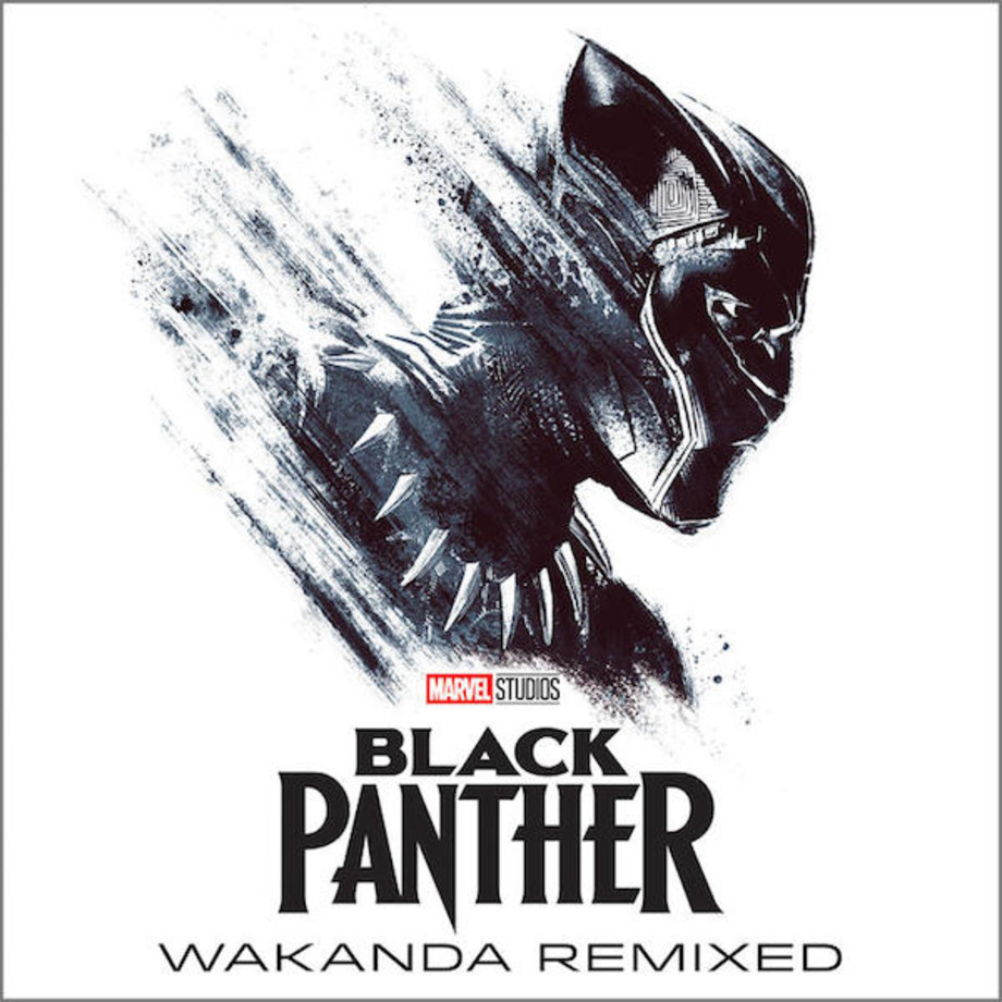 Black Panther: Wakanda Remixed EP