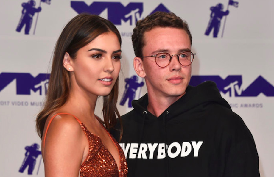 Logic and Jessica Andrea