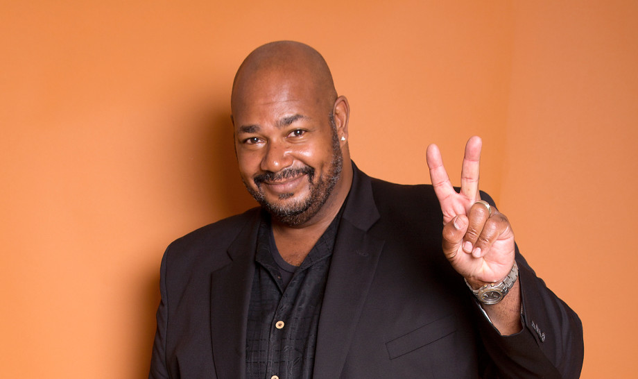 Kevin Michael Richardson poses during the 2013 American Black Film Festival