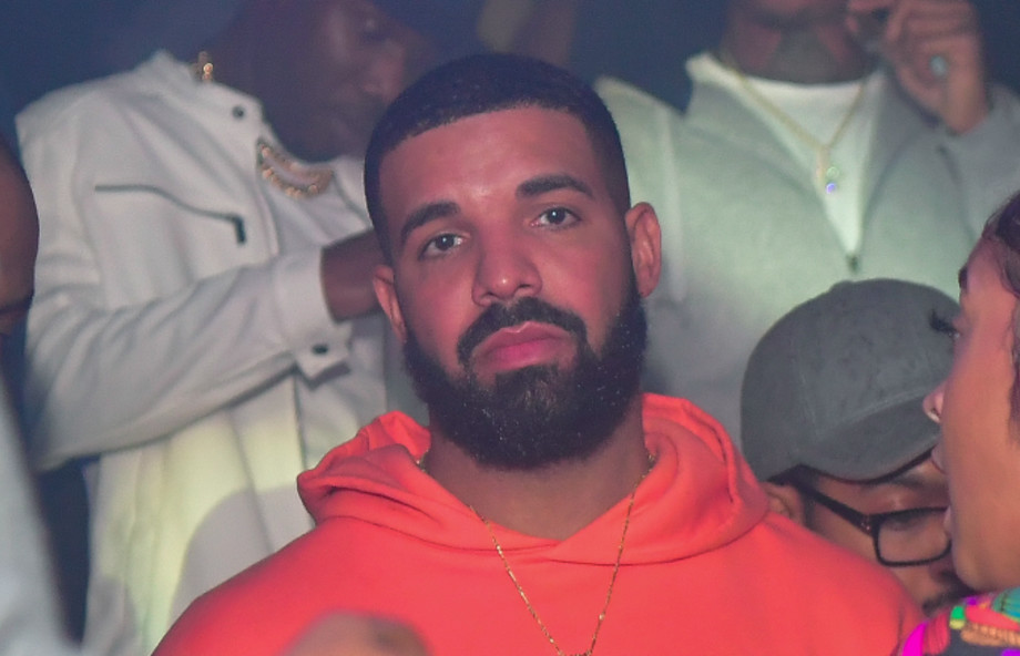 Drake attends OVO Chubbs Birthday Celebration