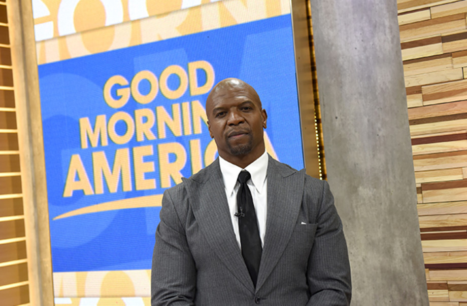 This is a photo of Terry Crews.