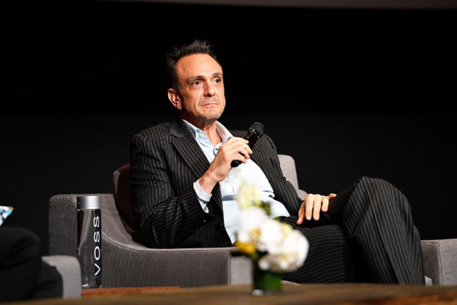 Hank Azaria at the FYC event for IFC's 'Brockmire' and 'Documentary Now!'
