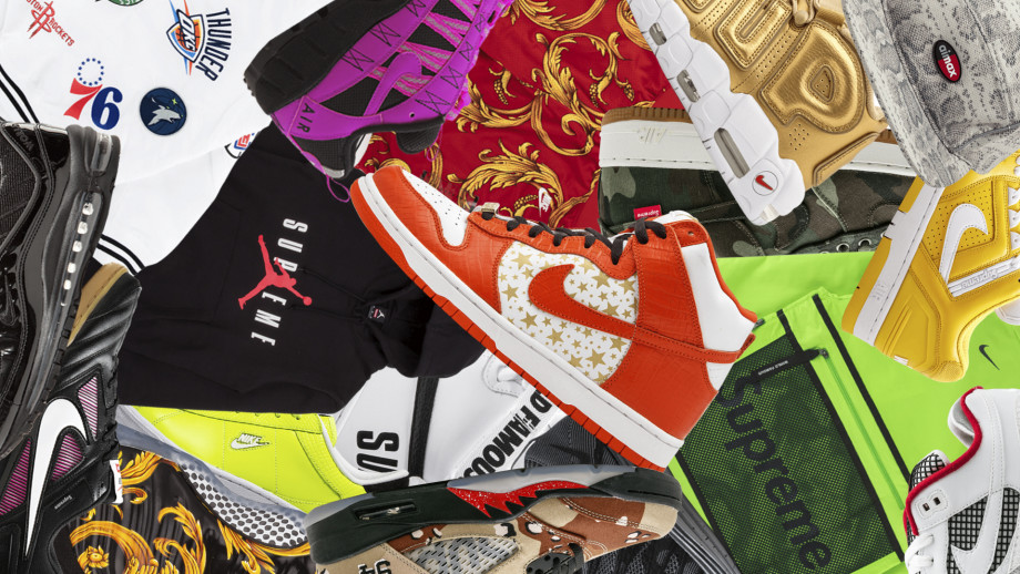 Supreme Nike