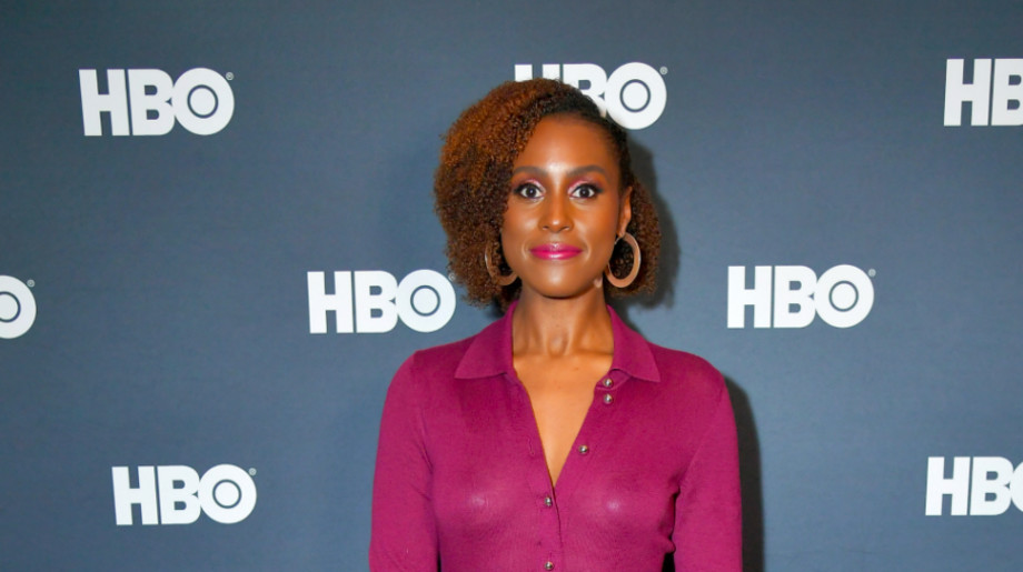 Issa Rae attends the HERstory presented by Our Stories to Tell