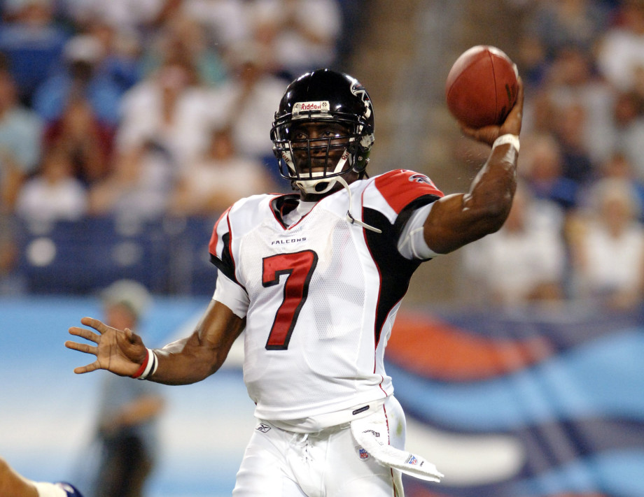 Mike Vick Falcons 2006