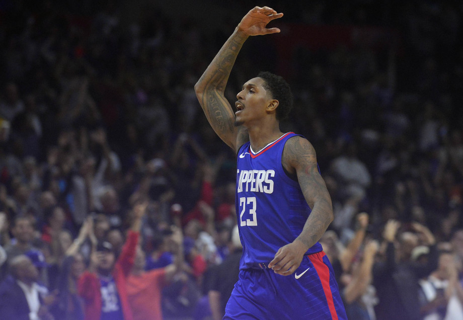 Lou Williams Clippers Wizards 2017