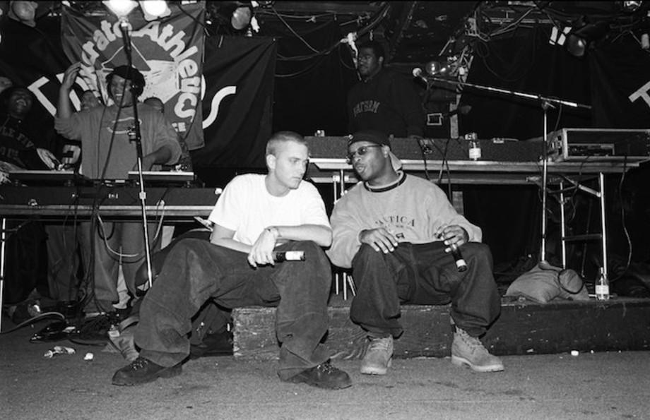 "Eminem and Royce Da 5'9"""