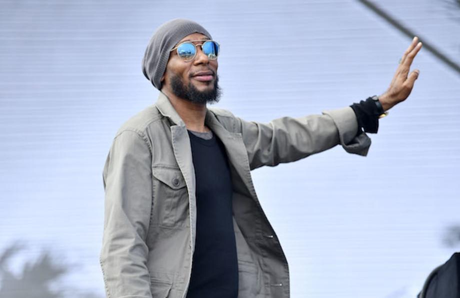 Rapper Yasiin Bey.