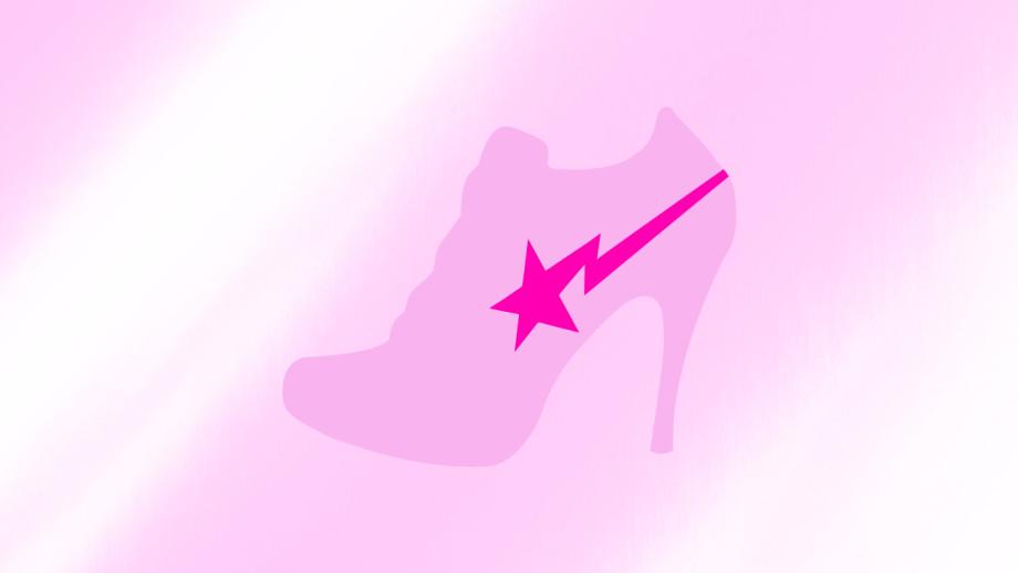 Beyonce Bapesta Sneaker Heels