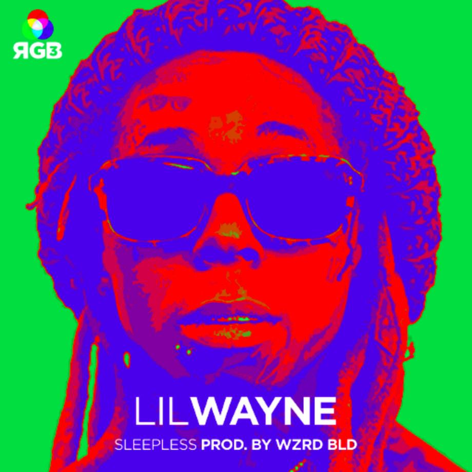 "Lil Wayne ""Sleepless"""