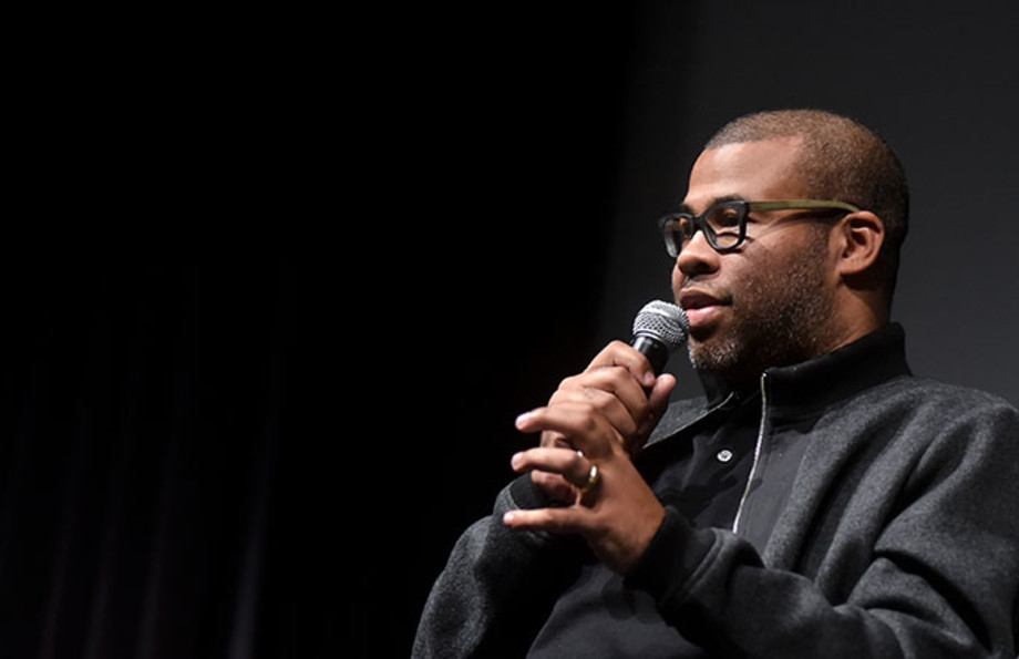 This is a photo of Jordan Peele.