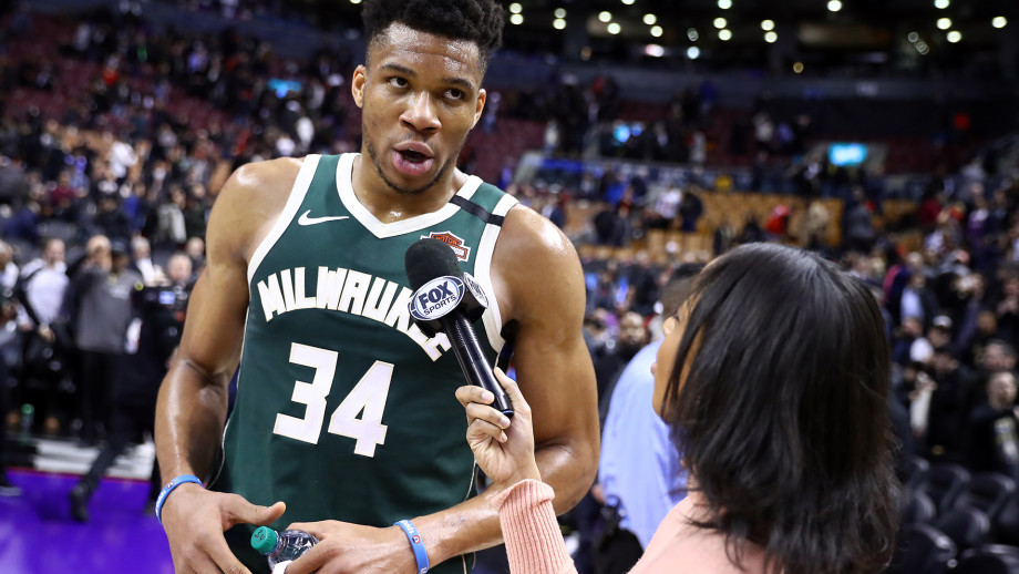 This is a photo of Giannis.