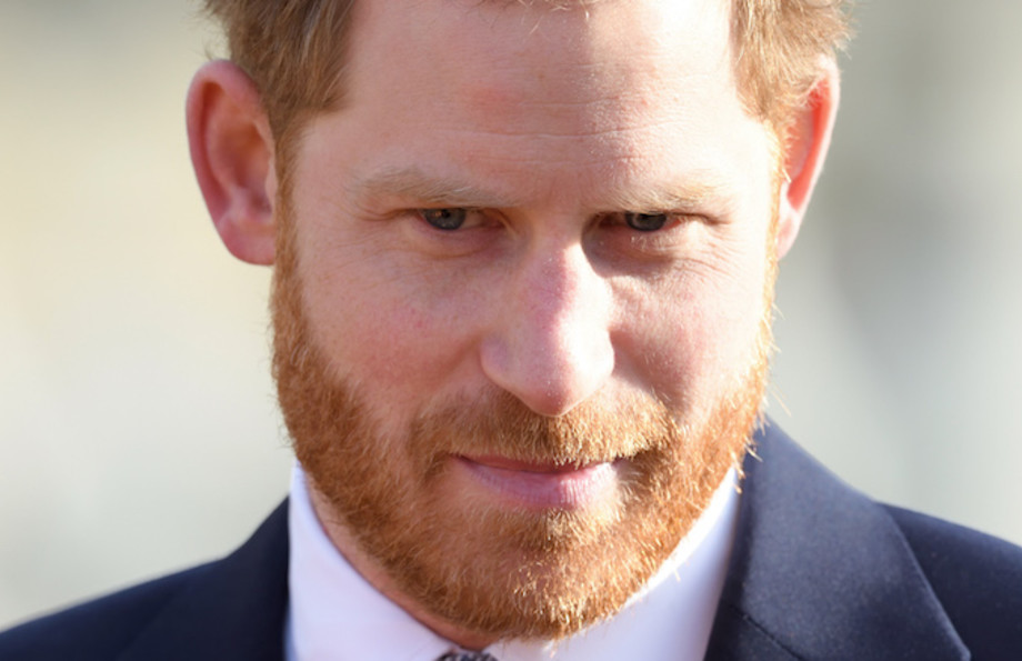 Prince Harry, Duke of Sussex hosts the Rugby League World Cup 2021.