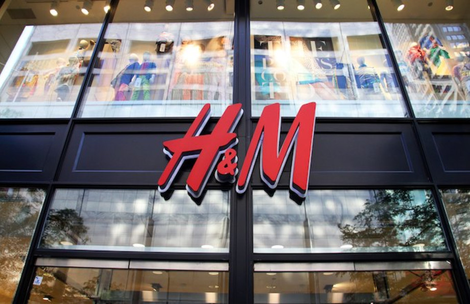 H&M store in Chicago, Illinois