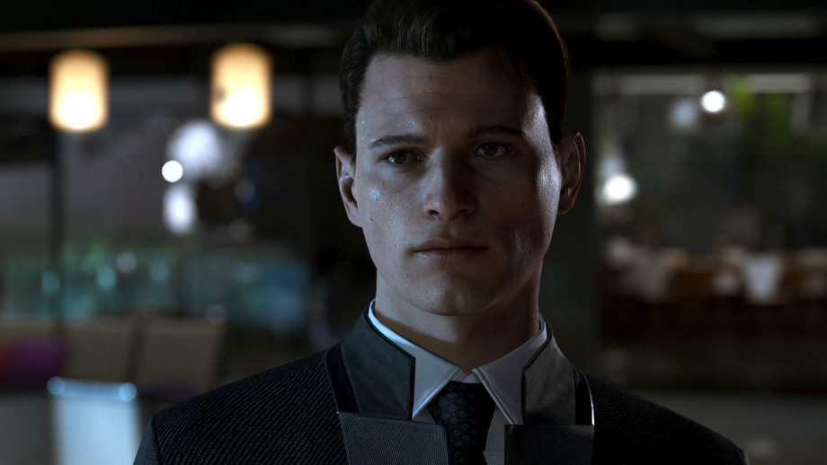Detroit: Become Human - Hostage