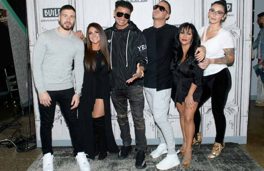 Jersey Shore Family Vacation Premiere High Ratings