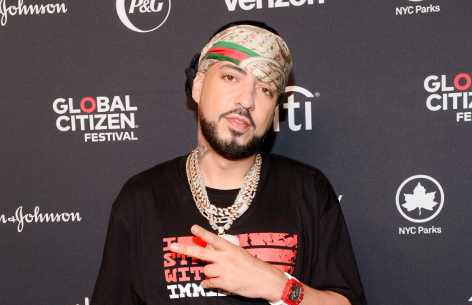 French Montana attends the 2019 Global Citizen Festival