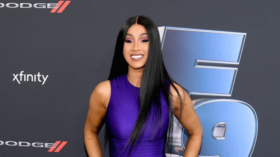 """Cardi B attends """"The Road to F9"""" Global Fan Extravaganza"""