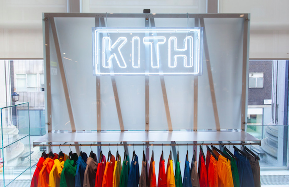 KITH Opens Store at Selfridges London