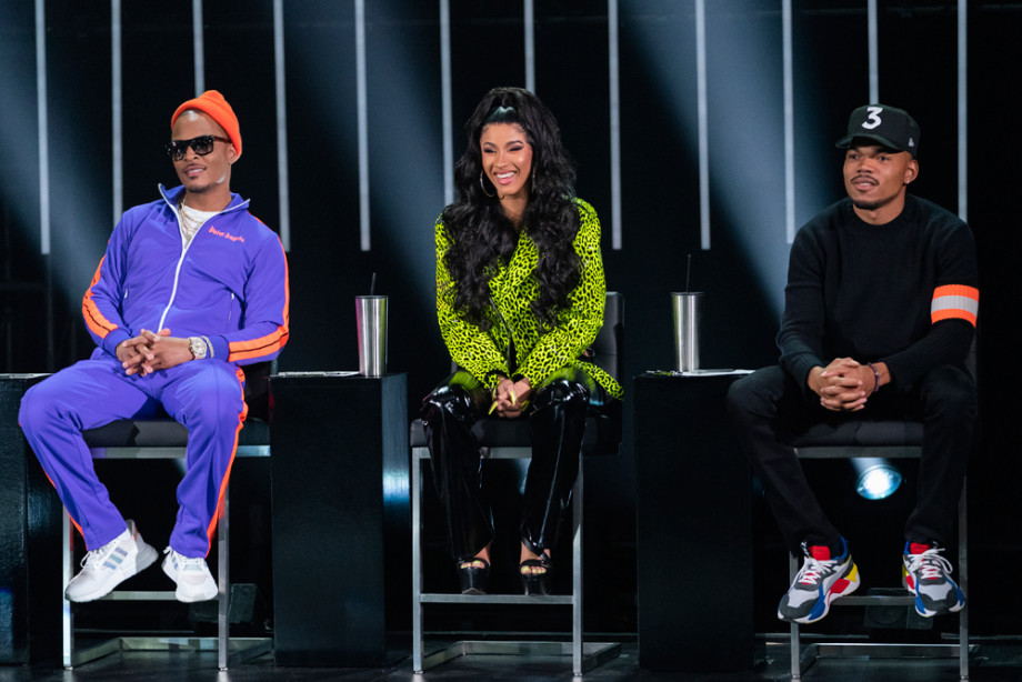 T.I., Cardi B, Chance The Rapper, Netflix's 'Rhythm + Flow'