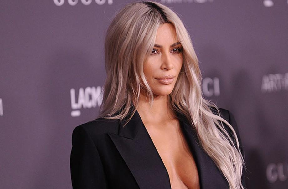 This is a photo of Kim Kardashian.