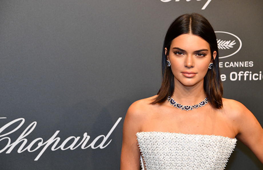 This is a photo of Kendall Jenner.