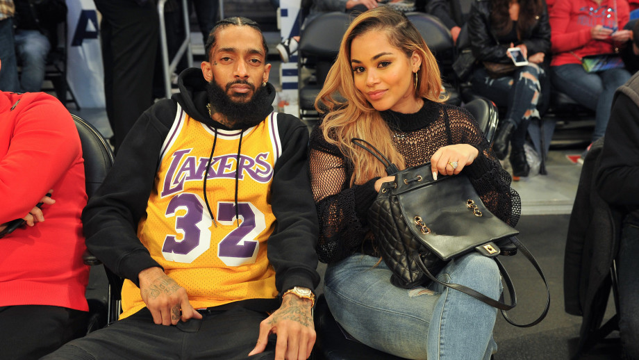 Lauren London Shuts Down Speculation She And Diddy Are Dating