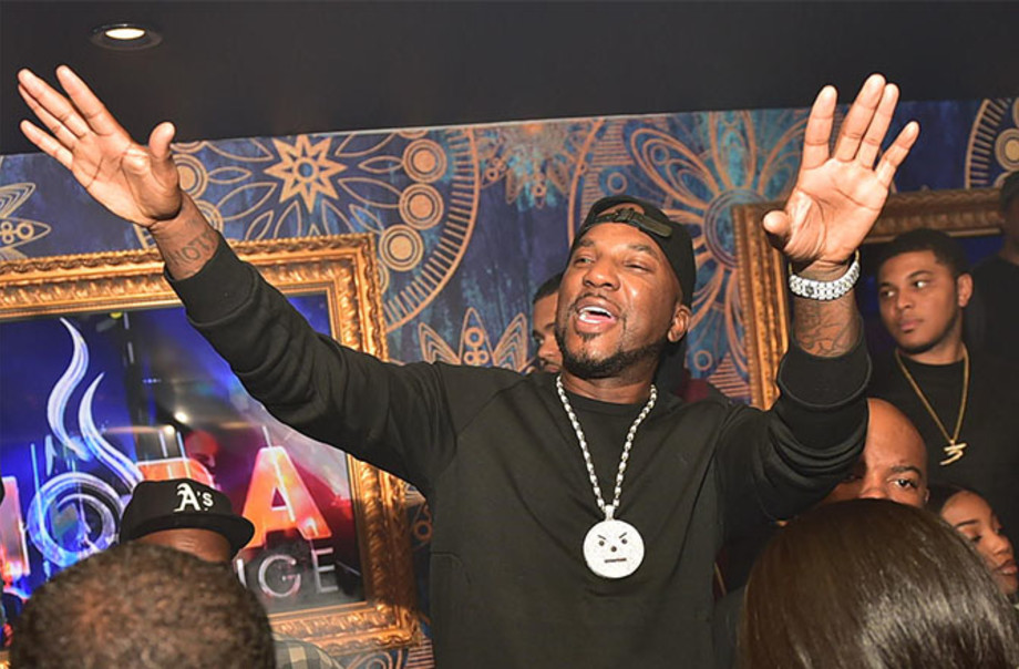 This is a photo of Jeezy.