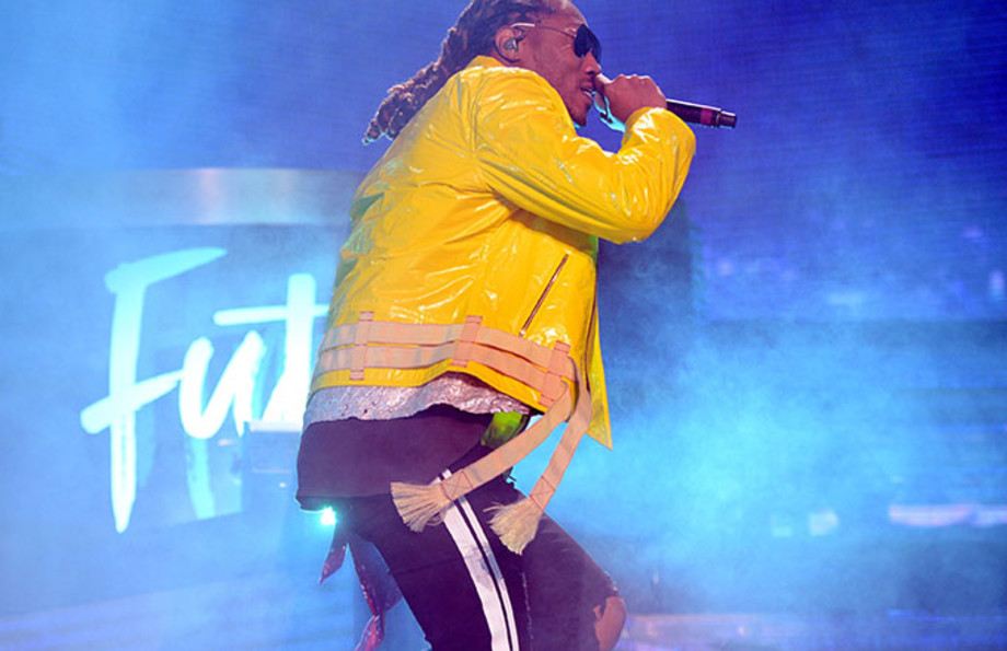 This is a photo of Future.