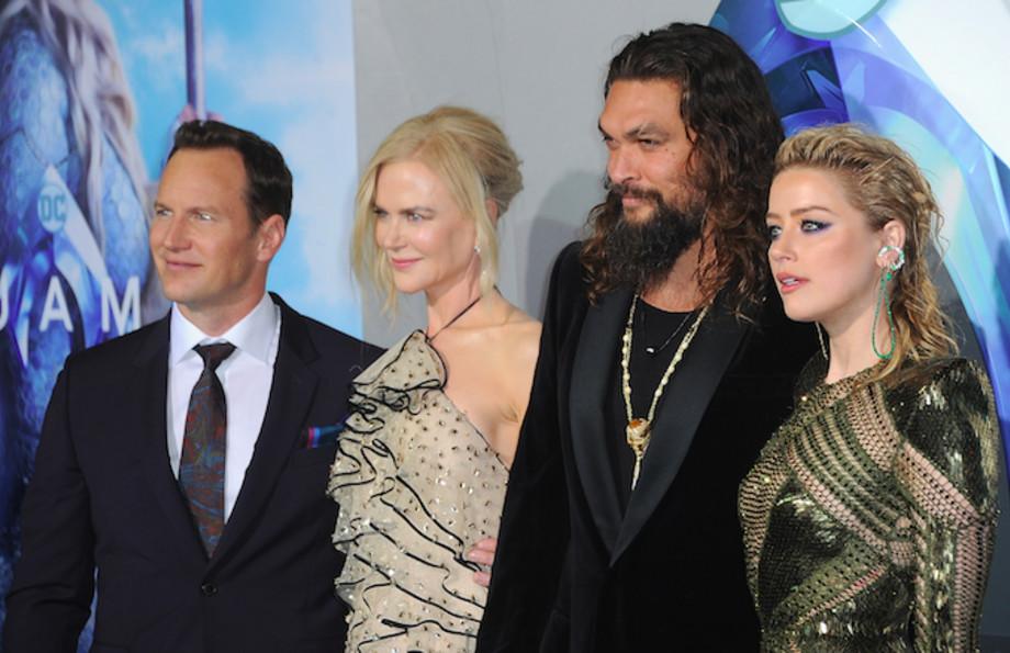 'Aquaman' Cast