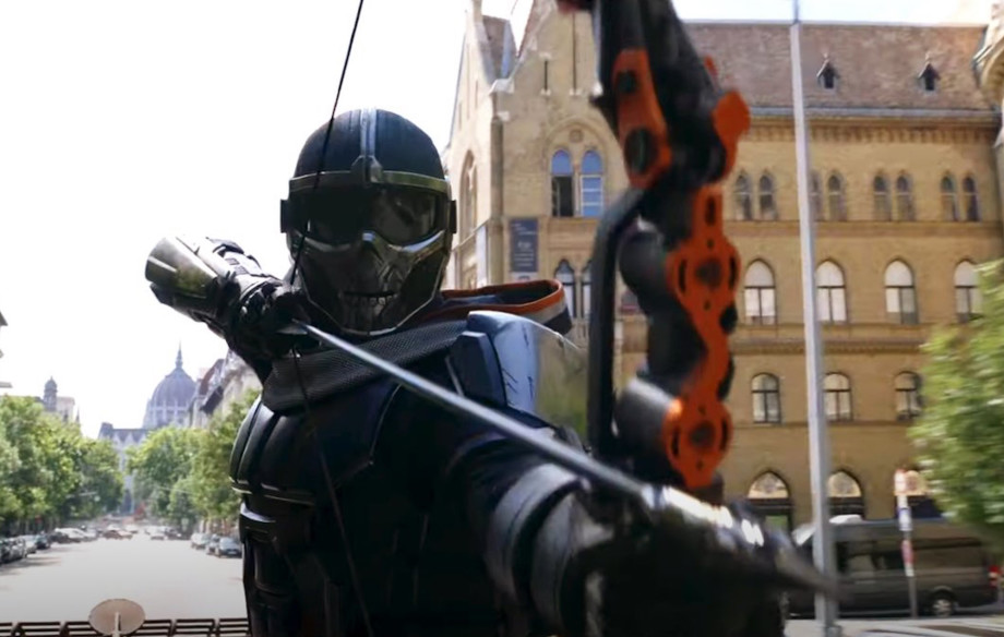 Taskmaster, 'Black Widow'